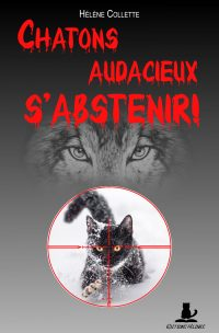 Couverture Chatons audacieux
